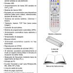 Manual de uso TV OKI