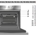 manuales de hornos teka