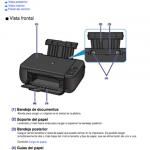 Manual Canon Mp280