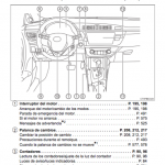 Manual de usuario Toyota Corolla