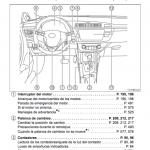 Manual de usuario Toyota Corolla