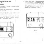 manual de utilización horno teka