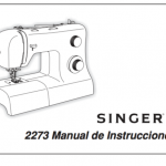 manuales de singer