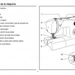 manual de uso Singer 2273