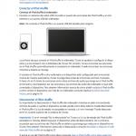 guía de instrucciones Apple iPod shuffle