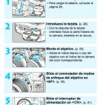 manual de configuración canon