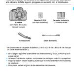 manuales de canon eos1200d