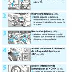 manual del propietario Canon EOS1200d