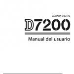 manual Nikon d7200