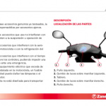 Manual de uso Zanella ZB 110