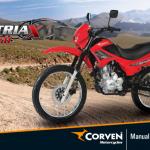 manuales motos Corven