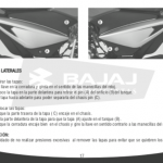 Página manual Bajaj Pulsar 135