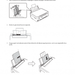 Manuales impresora Epson