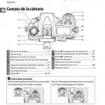Manual de cámara Nikon
