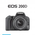 Portada Canon EOS 200d