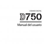 Portada Manual Nikon D750