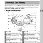 Página del manual Nikon D5
