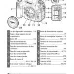 Página manual Nikon D850