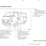 Página Nissan Urvan