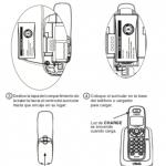 Batería vTech dect 6.0
