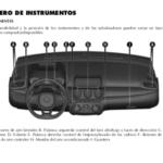 Tablero de instrumentos Fiat Cronos