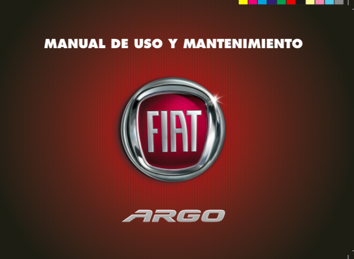 Descargar Manual Fiat Argo