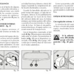 Página manual Fiat Idea