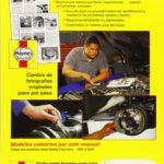 Contratapa del manual premium de la Jeep Grand Cherokee 1993 a 2004